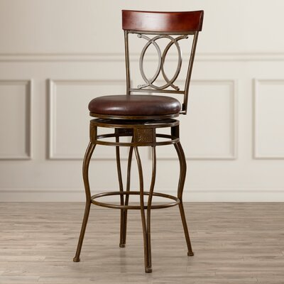 Schaumburg 30 Swivel Bar Stool