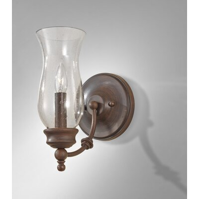 Shives 1-Light Wall Sconce