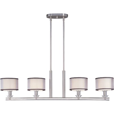 Houseknecht 4-Light Kitchen Island Pendant