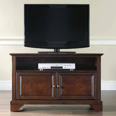Abbate 42 TV Stand Color: Vintage Mahogany