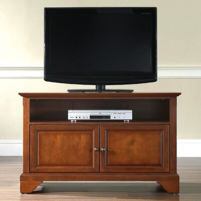 Abbate 42 TV Stand Color: Classic Cherry