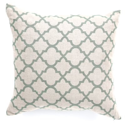 Canales Linen Throw Pillow