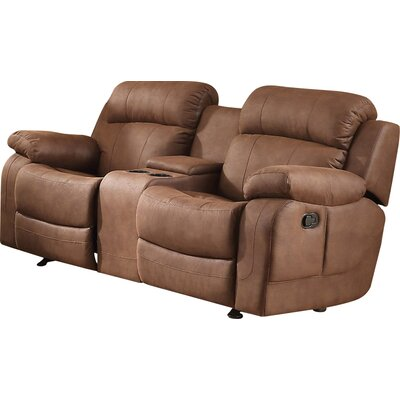 Darby Home Co DBHC3853 29980791 Hall Glider Reclining Loveseat Upholstery