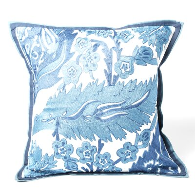 Tiemann Cotton Throw Pillow