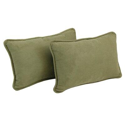 Gillmore Lumbar Pillow Color: Sage