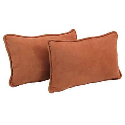 Gillmore Lumbar Pillow Color: Spice