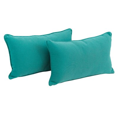 Paschall Lumbar Pillow Color: Spice