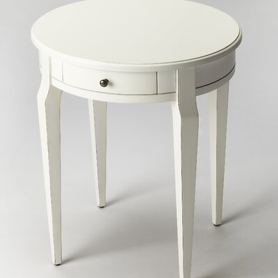 Larocca End Table Color: Cottage White