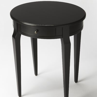 Larocca End Table Finish: Black Licorice