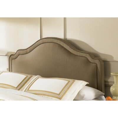 Stout Upholstered Panel Headboard Size: Full / Queen