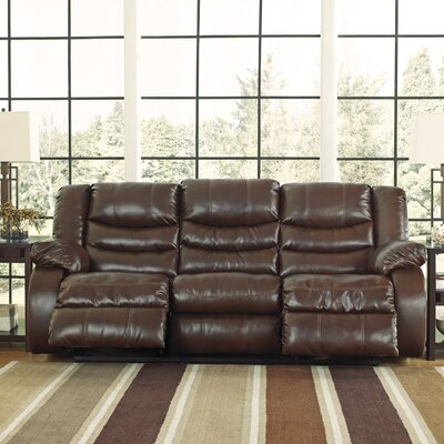 Summey Reclining Sofa Type: Manual