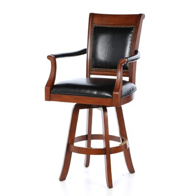 Strawn 31.25 Swivel Bar Stool