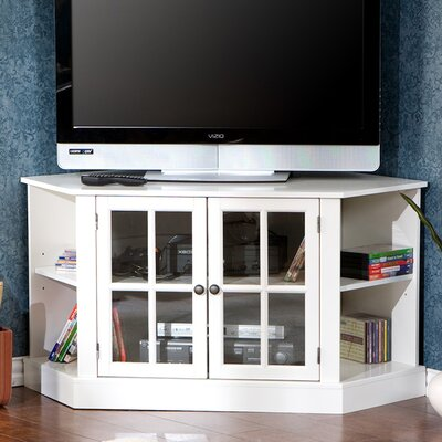 Sommerville 46 TV Stand Finish: White