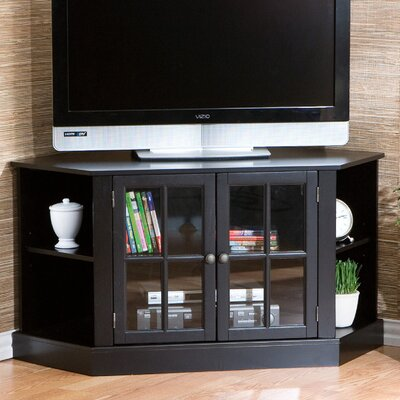 Sommerville TV Stand Finish: Black