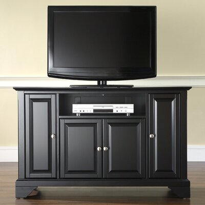 Abbate 48 TV Stand Color: Black