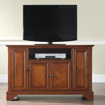 Abbate 48 TV Stand Color: Classic Cherry