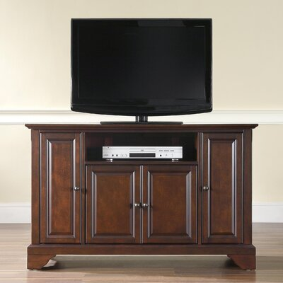Abbate 48 TV Stand Color: Vintage Mahogany