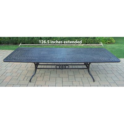 Check out the Extendable Dining Table Product Photo