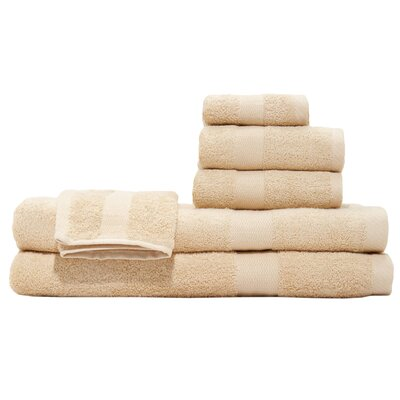 3 Piece Towel Set Color: Au Natural