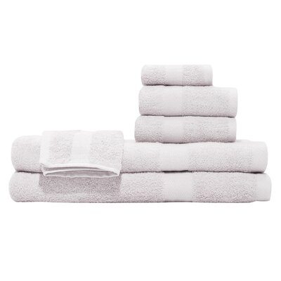 3 Piece Towel Set Color: Pure White