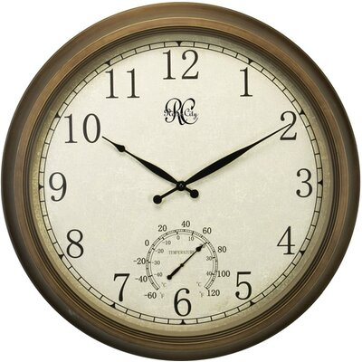 Oversized 24 Wall Clock