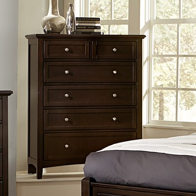 Gastelum 5 Drawer Chest