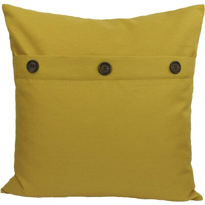 Goodwin Throw Pillow Color: Gold