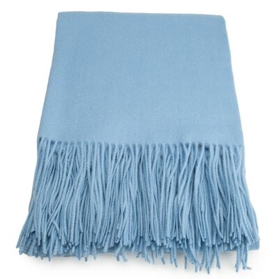 Dickson Throw Color: Baby Blue