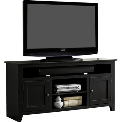 Jenkins 58 TV Stand Color: Black