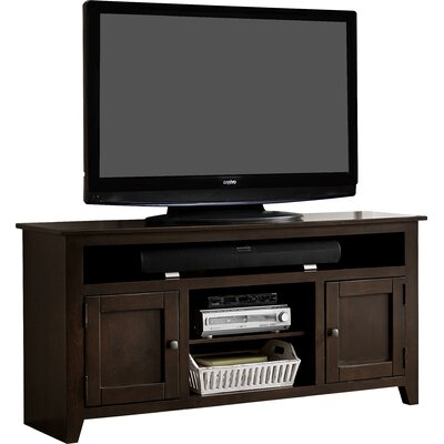 Jenkins 58 TV Stand Color: Dark Pine