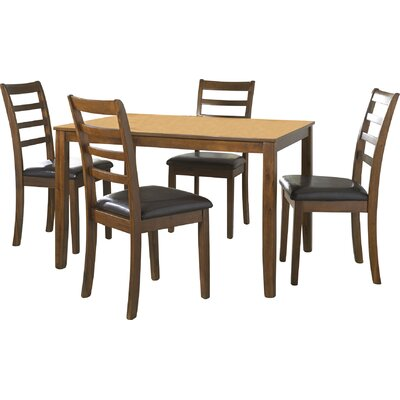 Bumgardner 5 Piece Dining Set