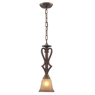 Rosenblum 1-Light Mini Pendant