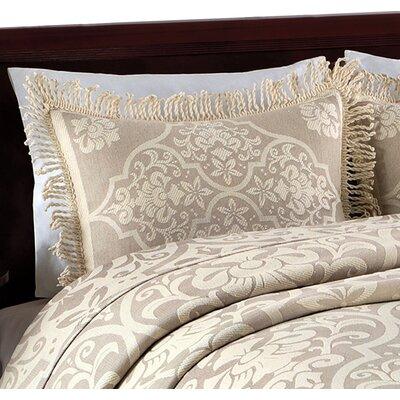 Belknap Standard Sham Color: Linen