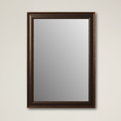 Abernathy Frame Wall Mirror Bevel: No
