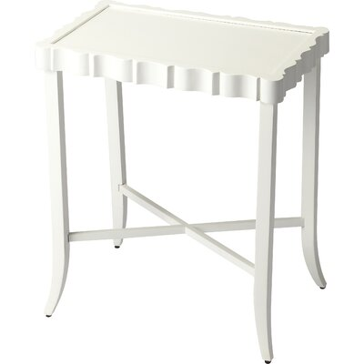 Heisler End Table Finish: Cottage White