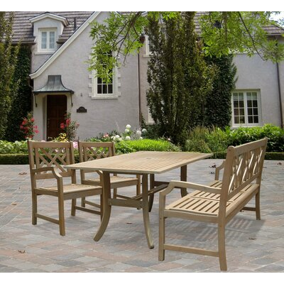 Densmore 4 Piece Dining Set