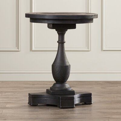 Travis Circular End Table