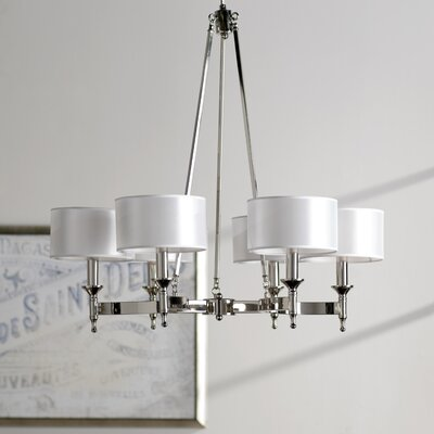 Watson 6-Light Drum Chandelier
