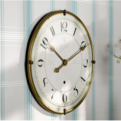 Franson 31.5 Wall Clock