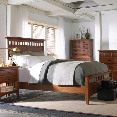 Pemberton Panel Bed