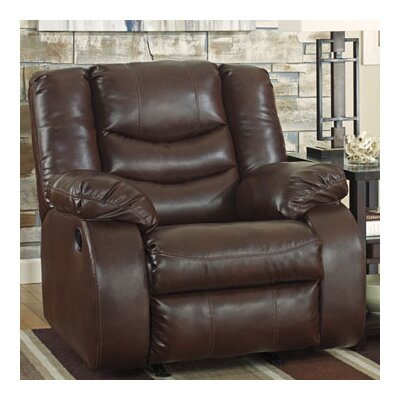 Summey Rocker Recliner Reclining Type: Manual