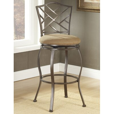Dallas 30 Swivel Bar Stool