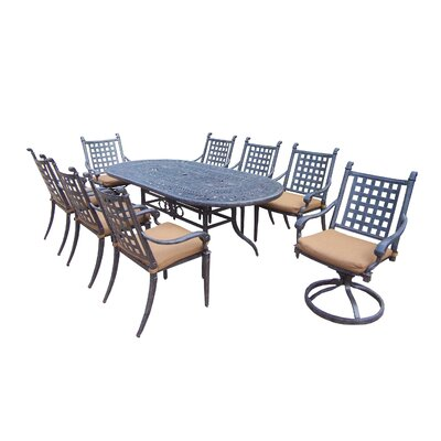 Valuable Oval Dining Set Product Photo