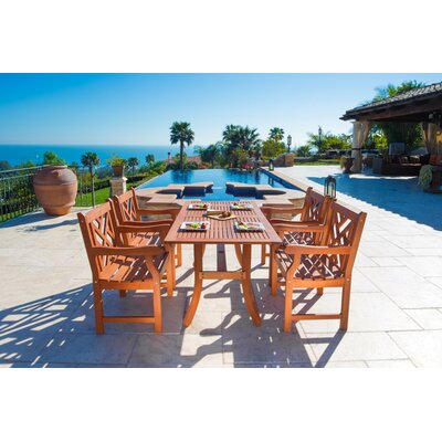 Cotten 5 Piece Dining Set