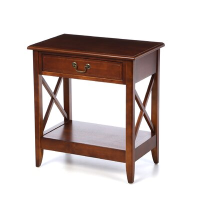 Clement 1 Drawer Nightstand