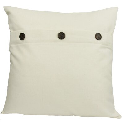 Goodwin Throw Pillow Color: White