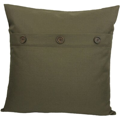 Goodwin Throw Pillow Color: FallGreen