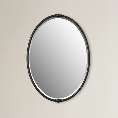 Beveled Mirror Finish: Oil Rubbed Bronze