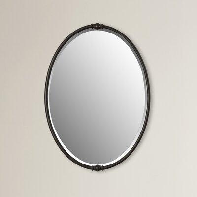 Beveled Mirror Finish: Oil Rubbed Bronze