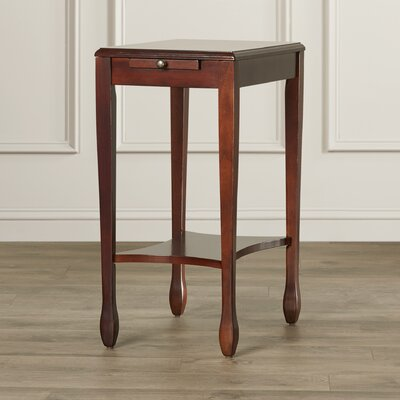 Heisler Masterpiece End Table Finish: Cordovan